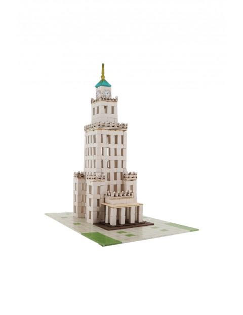 Brick Trick Podróże Pałac Kultury- klocki konstrukcyjne 7+