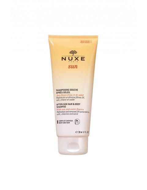NUXE Sun Żel pod prysznic po opalaniu do ciała i włosów 200 ml