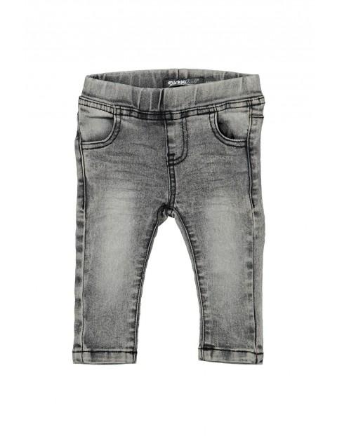 Spodnie dziewczęce 3L35A2