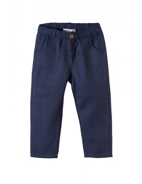Spodnie niemowlęce 5L3404