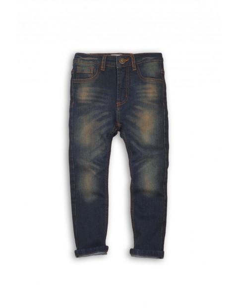 Spodnie jeansowe chłopięce 2L35A5