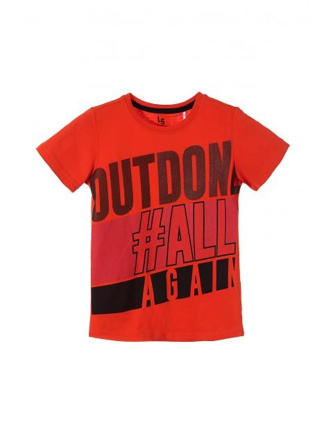 T-shirt dla chłopca 2I3610