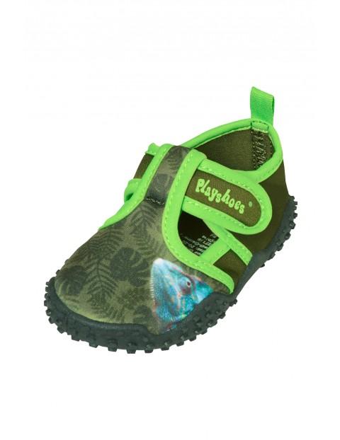 Buty kąpielowe z filtrem UV- Kameleon