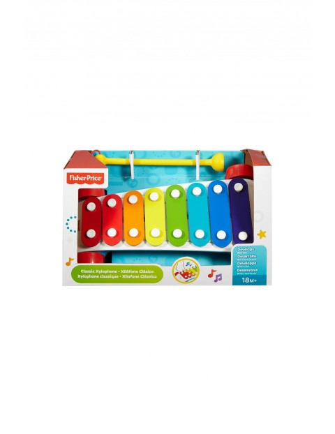 Cymbałki Fisher Price 18msc+