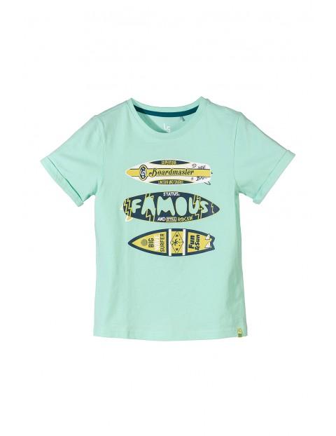 T-shirt chłopięcy 2I3443