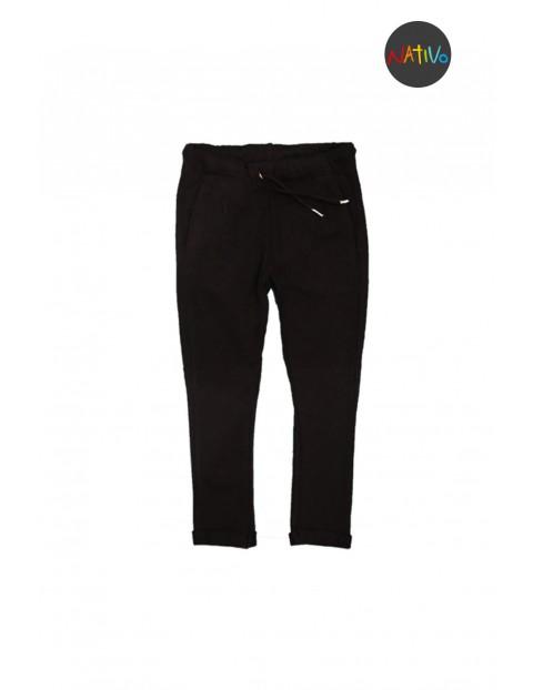 Spodnie dresowe dziewczęce 3M2956