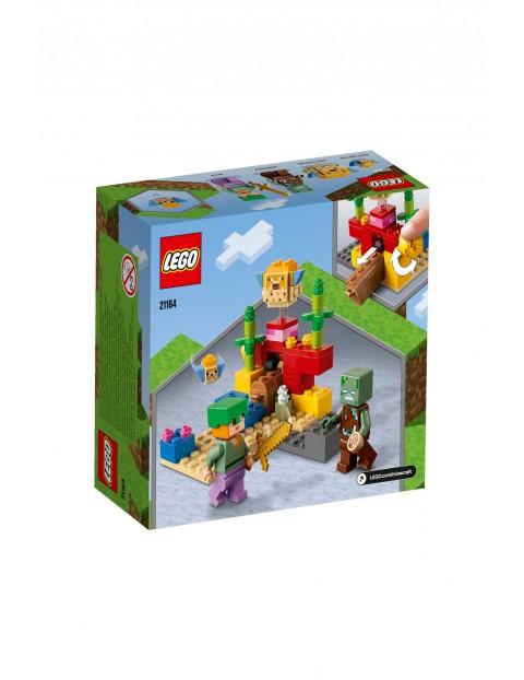 LEGO Minecraft - Rafa koralowa - 92 elementy