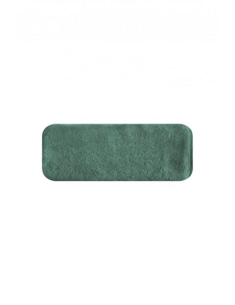Ręcznik frotte gładki zielony 70x140 cm