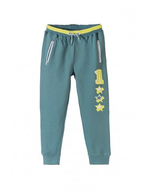 Spodnie dresowe chłopięce 1M3435
