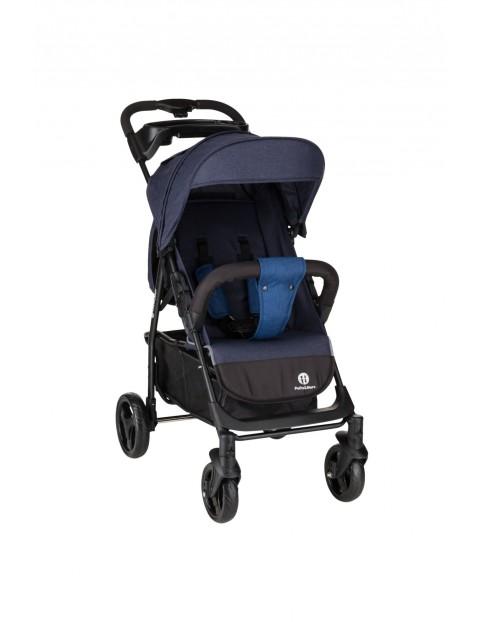 Wózek spacerowy Easy Midnight- niebieski