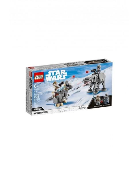 Lego Star Wars -Mikromyśliwce: AT-AT kontra Tauntaun - 205 el wiek 6+