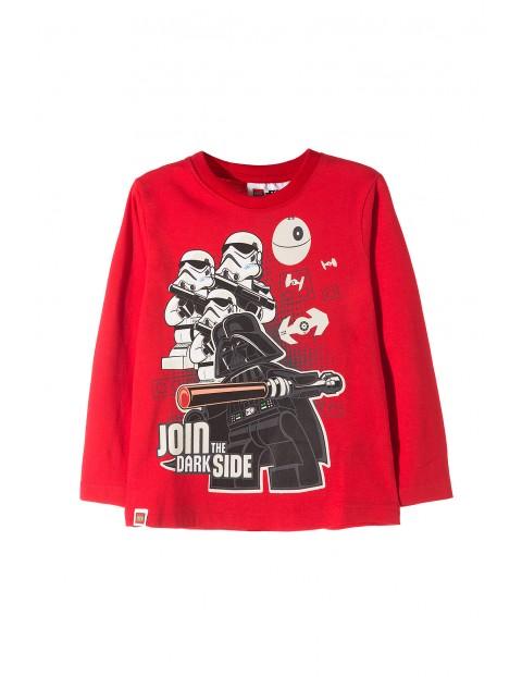 Bluzka chłopięca Lego Star Wars 1H33AJ