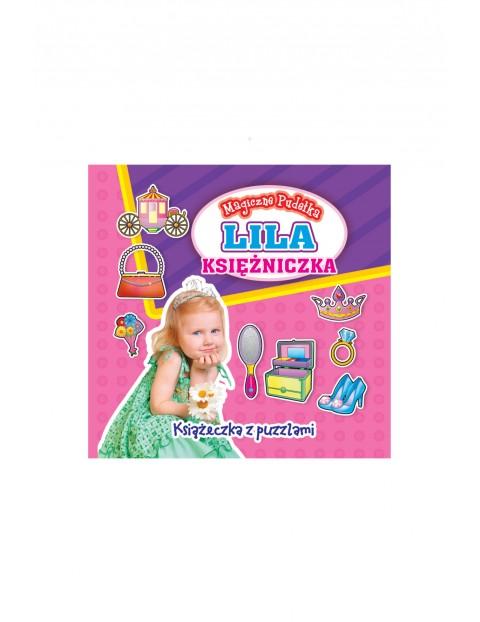 Magiczne Pudełka-Lila księżniczka