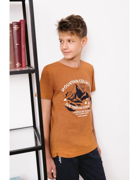 T- shirt dla chłopca- Urban Winter