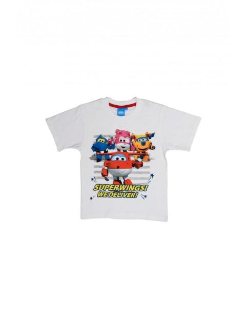 T-shirt dziecięcy Superwings