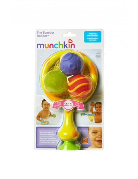 Zestaw piłeczki kąpielowe i siateczka z przyssawką Munchkin
