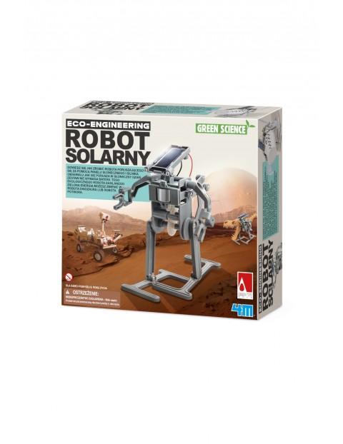 Zrób to sam - 4m Green science robot solarny wiek 8+