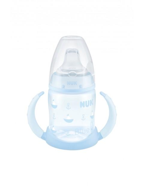 Butelka BABY BLUE 150ml 6msc+ Nuk