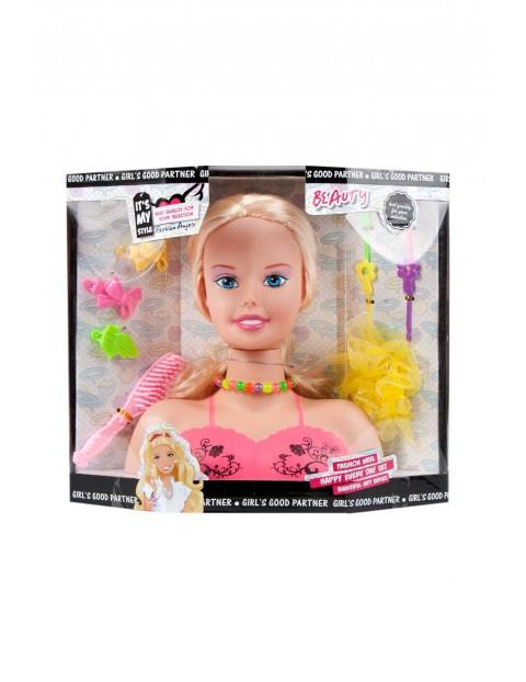 Głowa do stylizacji Mega Creative- zabawka dla dziewczynki 3+
