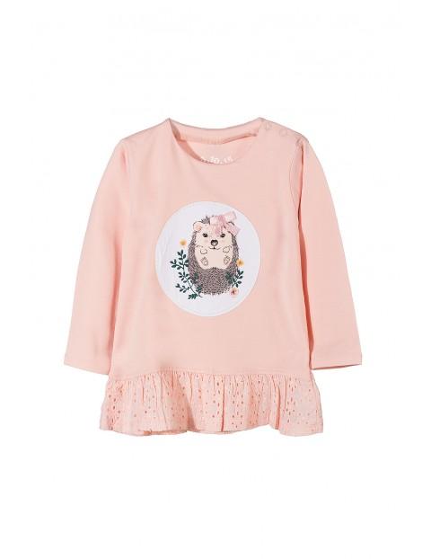 Bluzka niemowlęca dzianionowa 5H3525