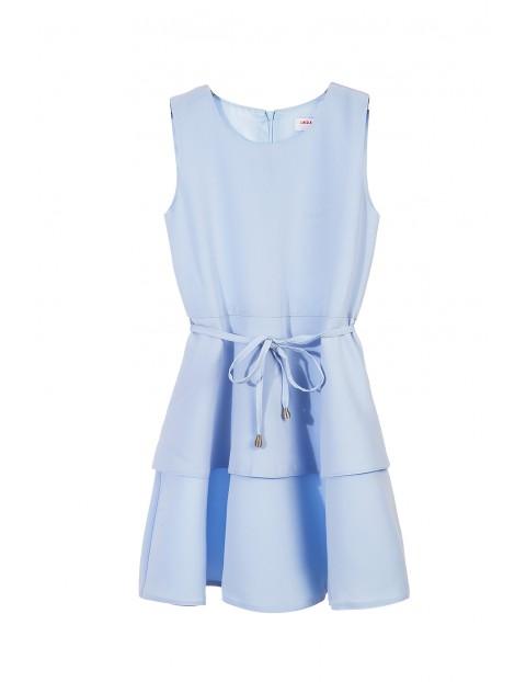 Sukienka dziewczęca 4K3216
