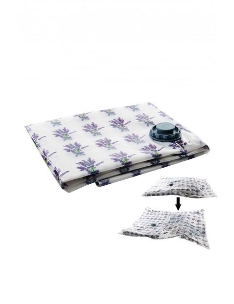Worek próżniowy na ubrania pościel 60x80 cm