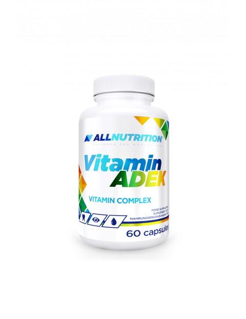 Suplementy diety - Allnutrition ADEK vitamin complex - 60 kapsułek