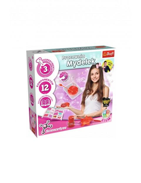 Pracownia mydełek Science 4 You zestaw M  - Trefl