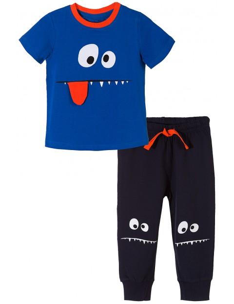 Piżama dla chłopca 1W3602