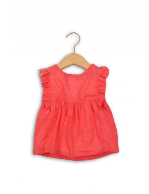 Bluzka niemowlęca bez rękawów 5I34AZ