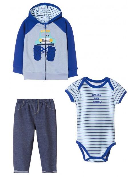 Komplet niemowlęcy 5W3543