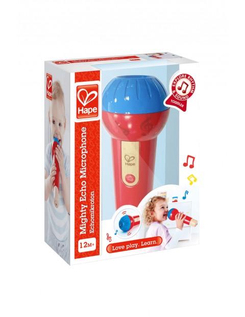 Potężny Echo Mikrofon