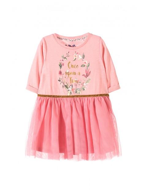 Sukienka dziewczęca 3K3310