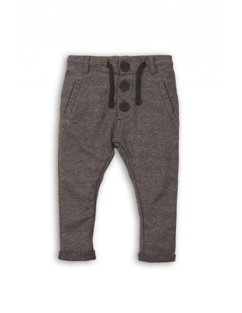 Spodnie chłopięce dzianinowe 1M35B3