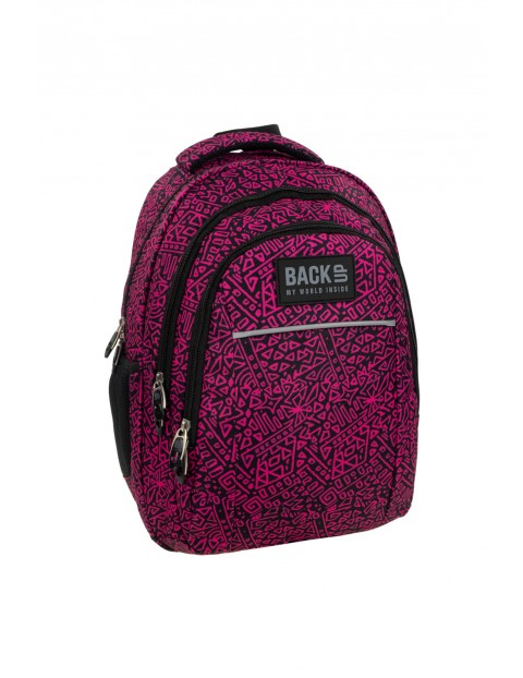 Plecak szkolny dziewczęcy 4Y35A6
