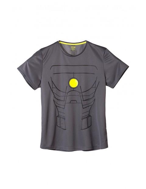 T-shirt sportowy męski Avengers