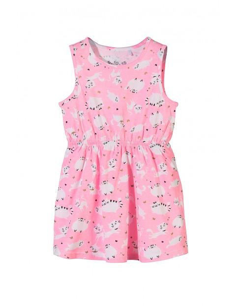Sukienka dziewczęca 3K3422