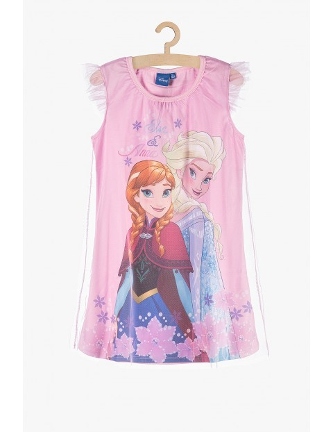 Koszula nocna Frozen 2- różowa