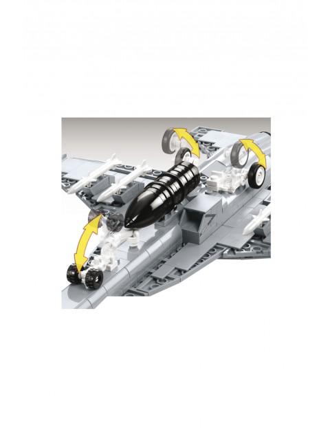 Klocki Cobi F/A -18 E  Super Hornert LDT - 570 klocków wiek 7+