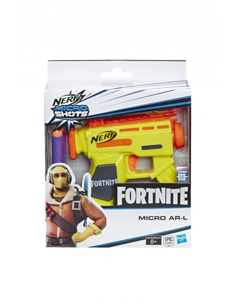 Nerf Fortnite Microshots 8+