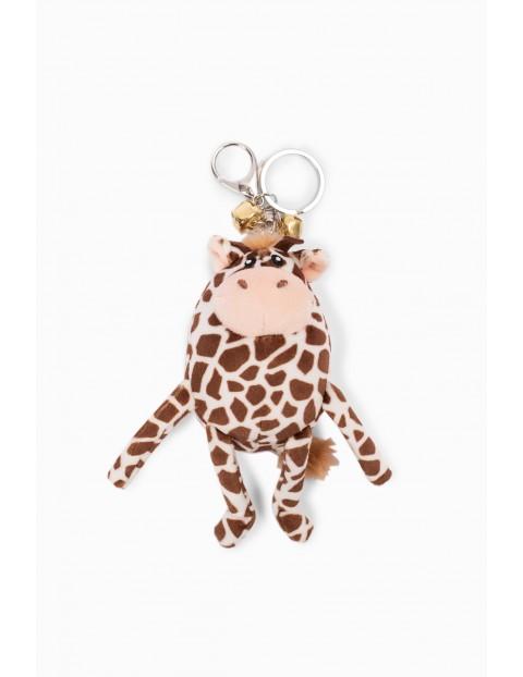 Breloczek- maskotka żyrafa