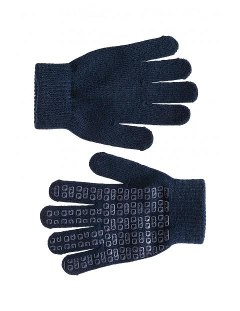 Rękawiczki chłopięce zimowe