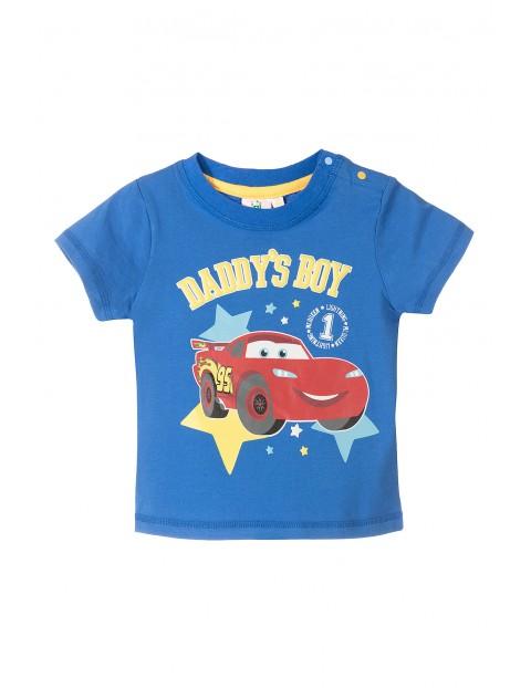 T-shirt niemowlęcy Auta