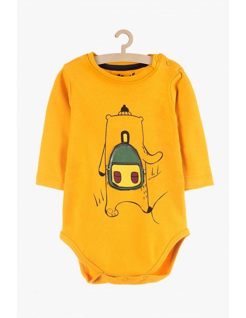Body niemowlęce żółte