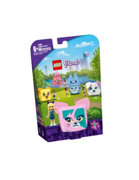 LEGO® Friends Kostka Stephanie z kotem 41665 - wiek 6+