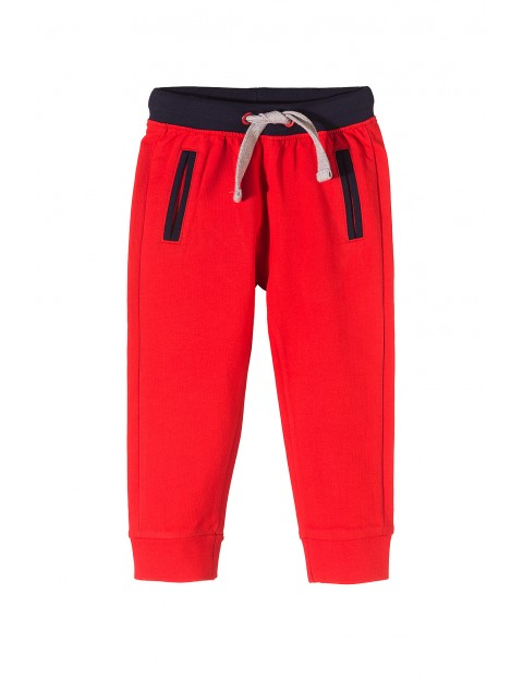 Spodnie dresowe chłopięce 1M3502