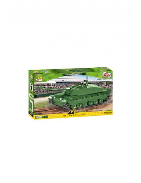 Klocki Cobi Small Army Challenger II - The Tank Museum 626el