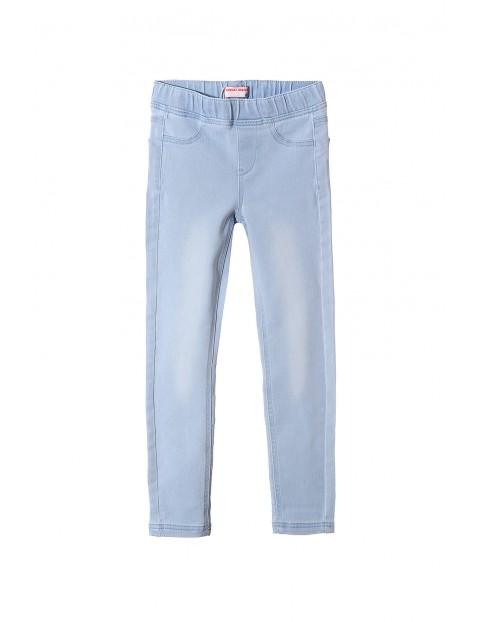Spodnie dziewczęce 4L3404