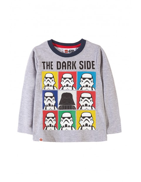 Bluzka chłopięca Lego Star Wars 1H33AG