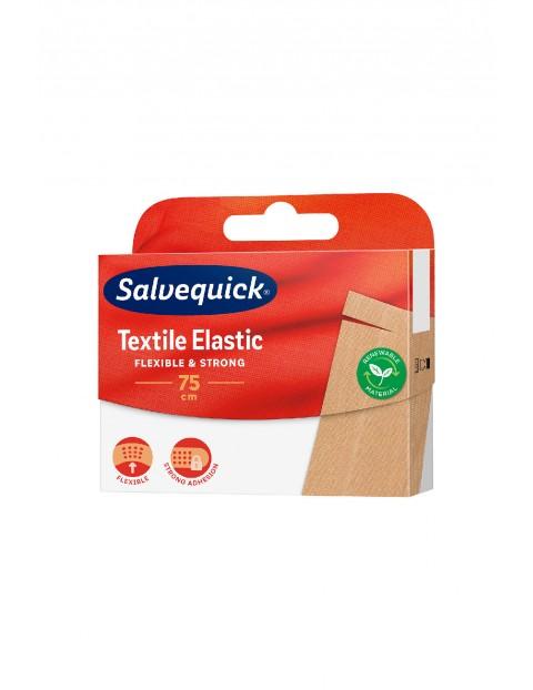 Salvequick Textile Elastic plastry do cięcia 75 cm
